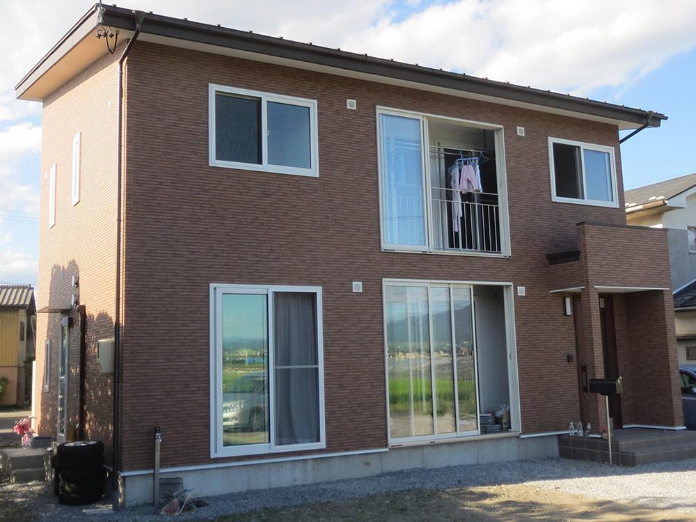 新築住宅 A様邸1